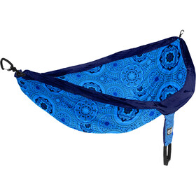 ENO Double Nest Riippumatto, mantra blue
